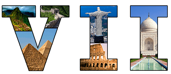 7 & world wonder's