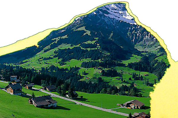 alps & amazon
