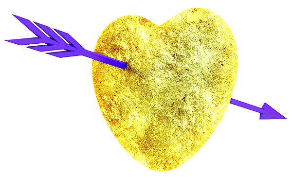 love & gold