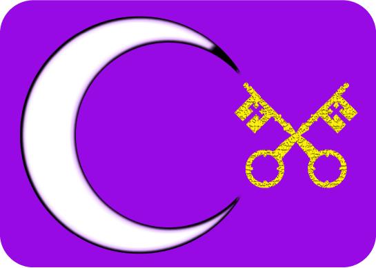 moon & key