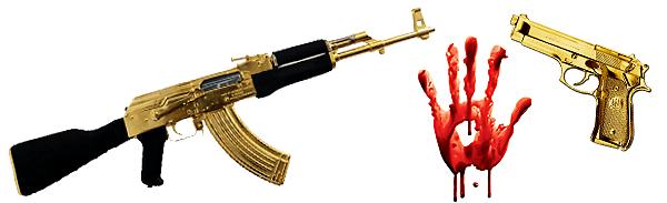 revolution & gold