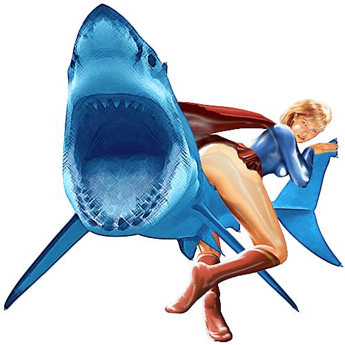 super & sharks