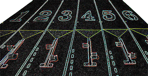 track & balance