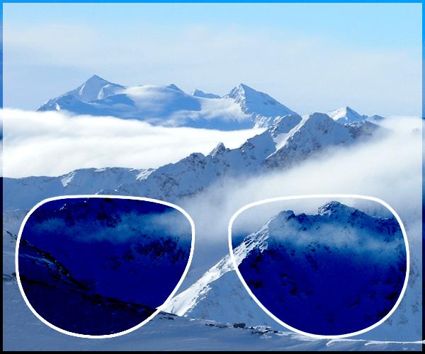 view & Alps